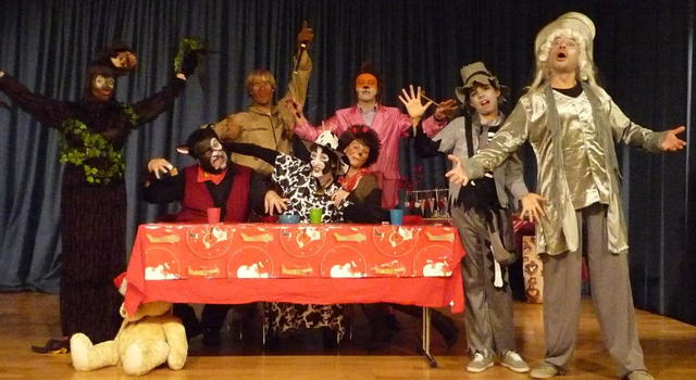 Tierisch gute Weihnachten, Kindertheater