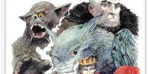 Dragonwulf und der König